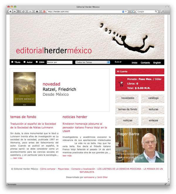 Editorial Herder México