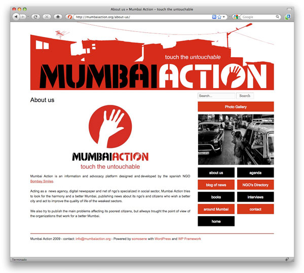 Web Mumbai Action