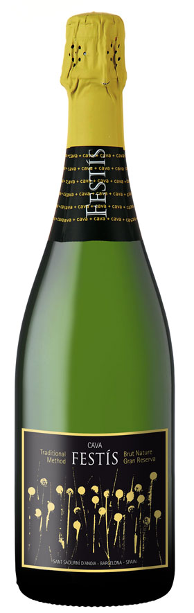 Botella Cava Can Festis