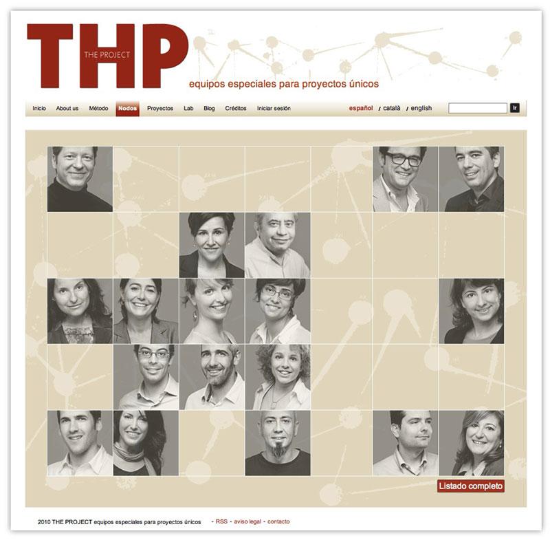 web THP