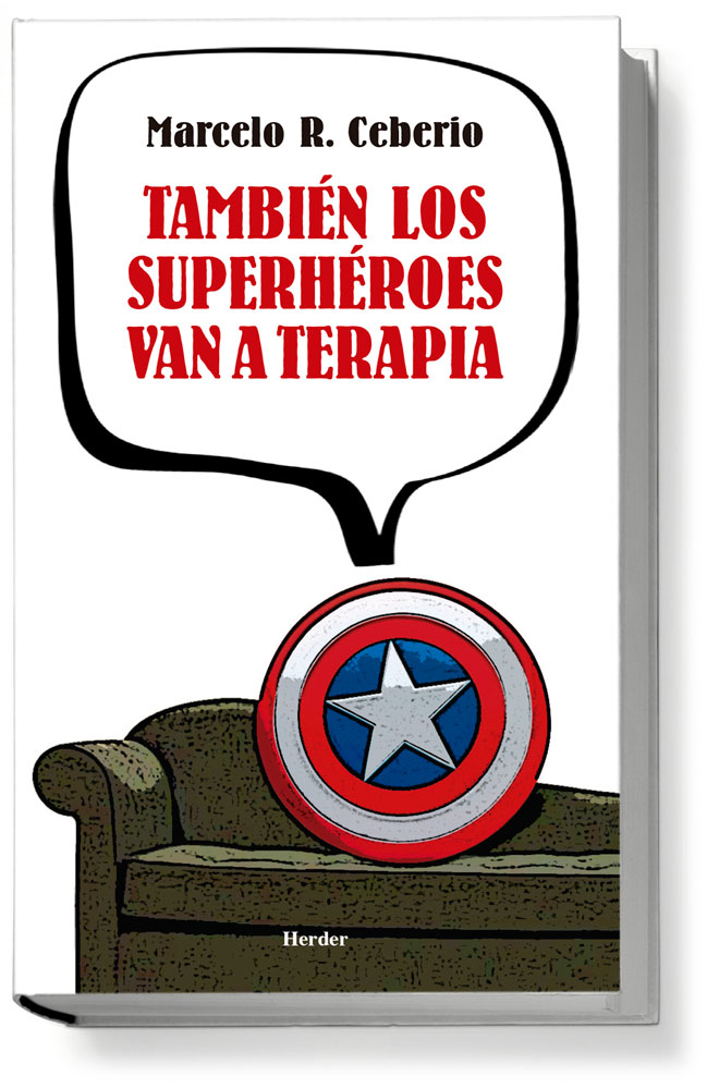 Superheroes portada