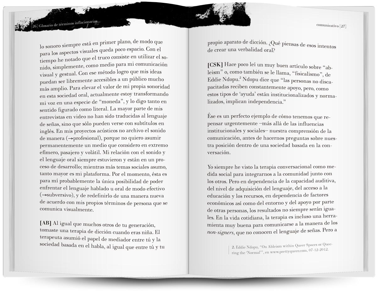 Glosario de términos inflacionarios - Interior